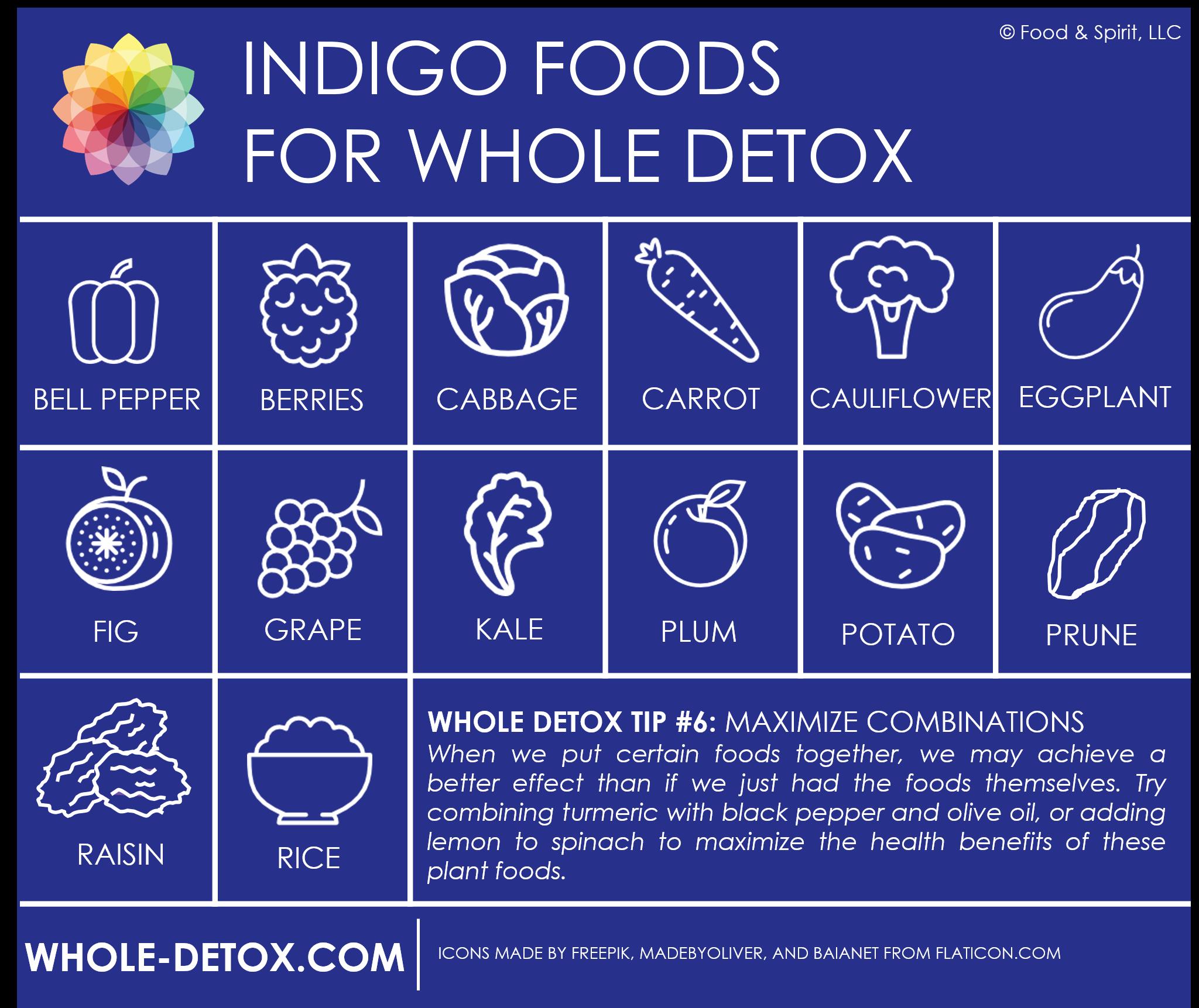 Indigo Phyto Infographic